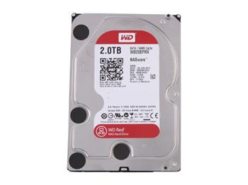 Disk Western Digital Red Raid 2TB, SATAIII/600, 64MB, IntelliPower, 24x7, NAS certified