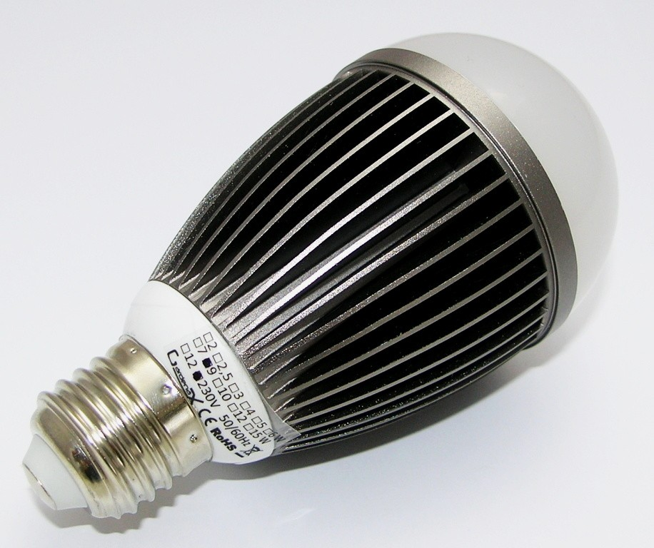 Žárovka G21 LED E27-9SMD, 230V, 9W, 810lm, bílá