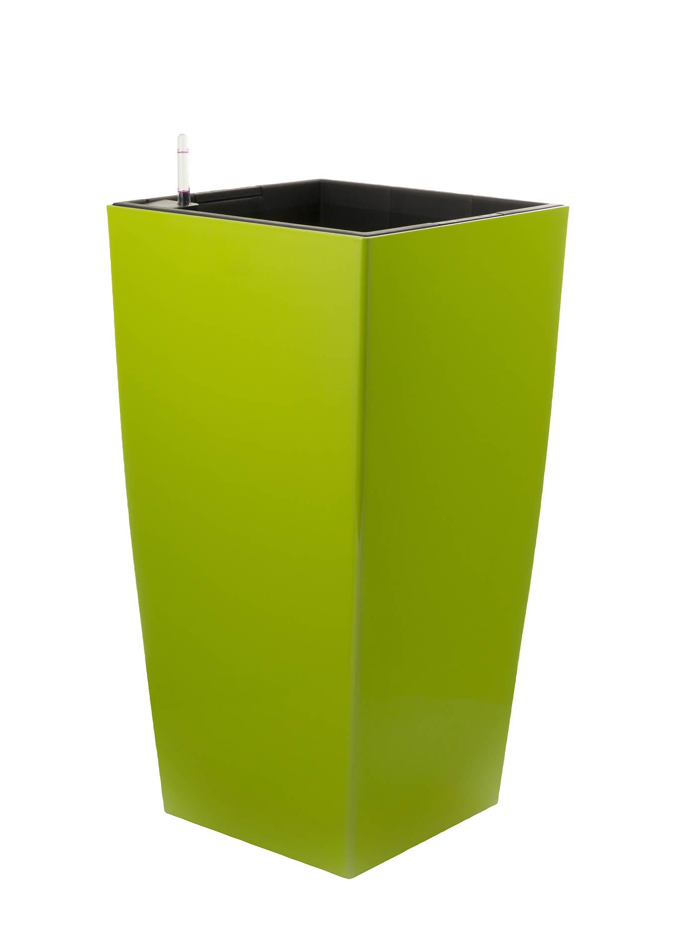 Samozavlažovací květináč G21 Linea zelený 76 cm