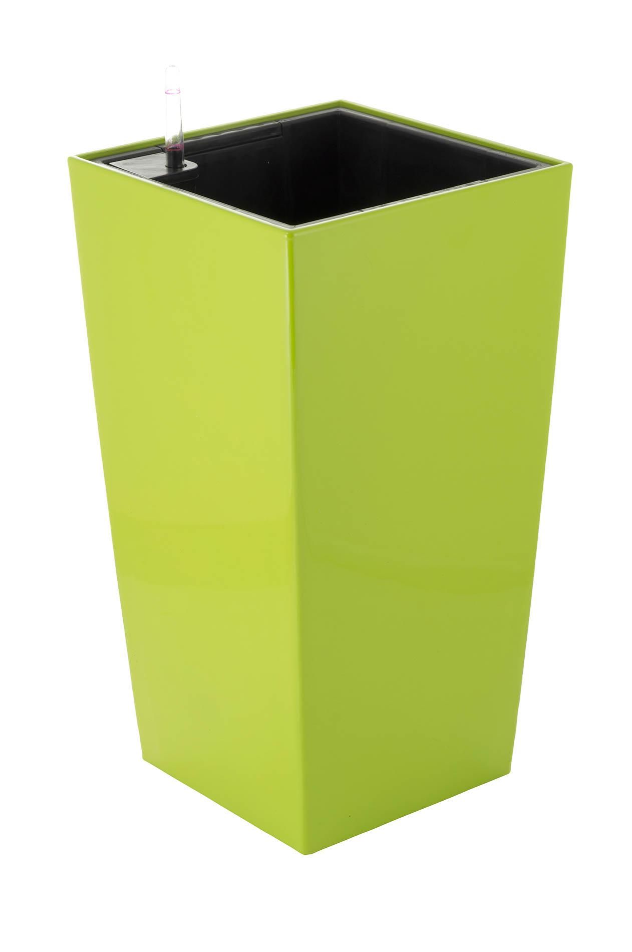 Samozavlažovací květináč G21 Linea small zelený 55 cm