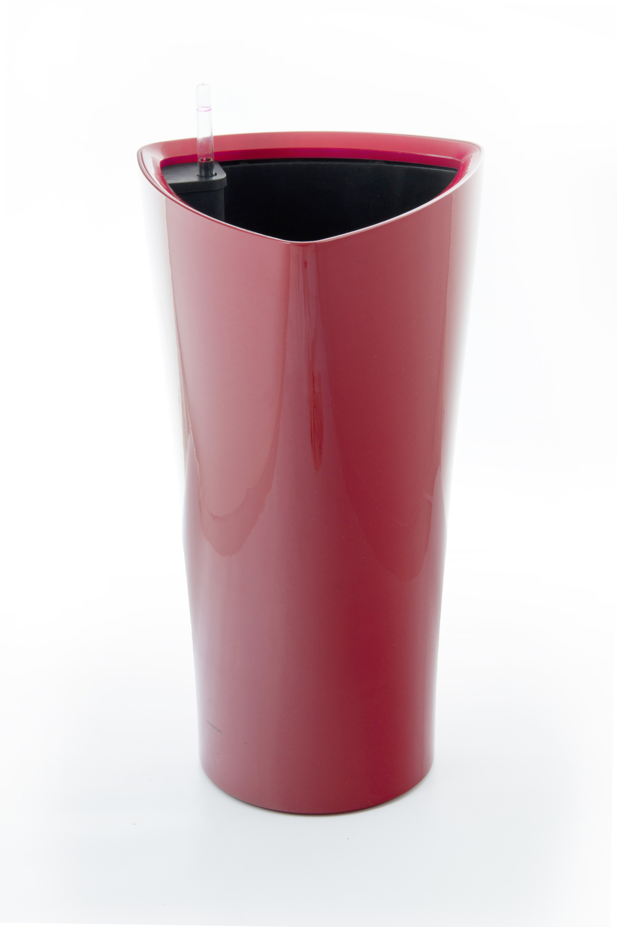 Samozavlažovací květináč G21 Trio červený 56.5 cm