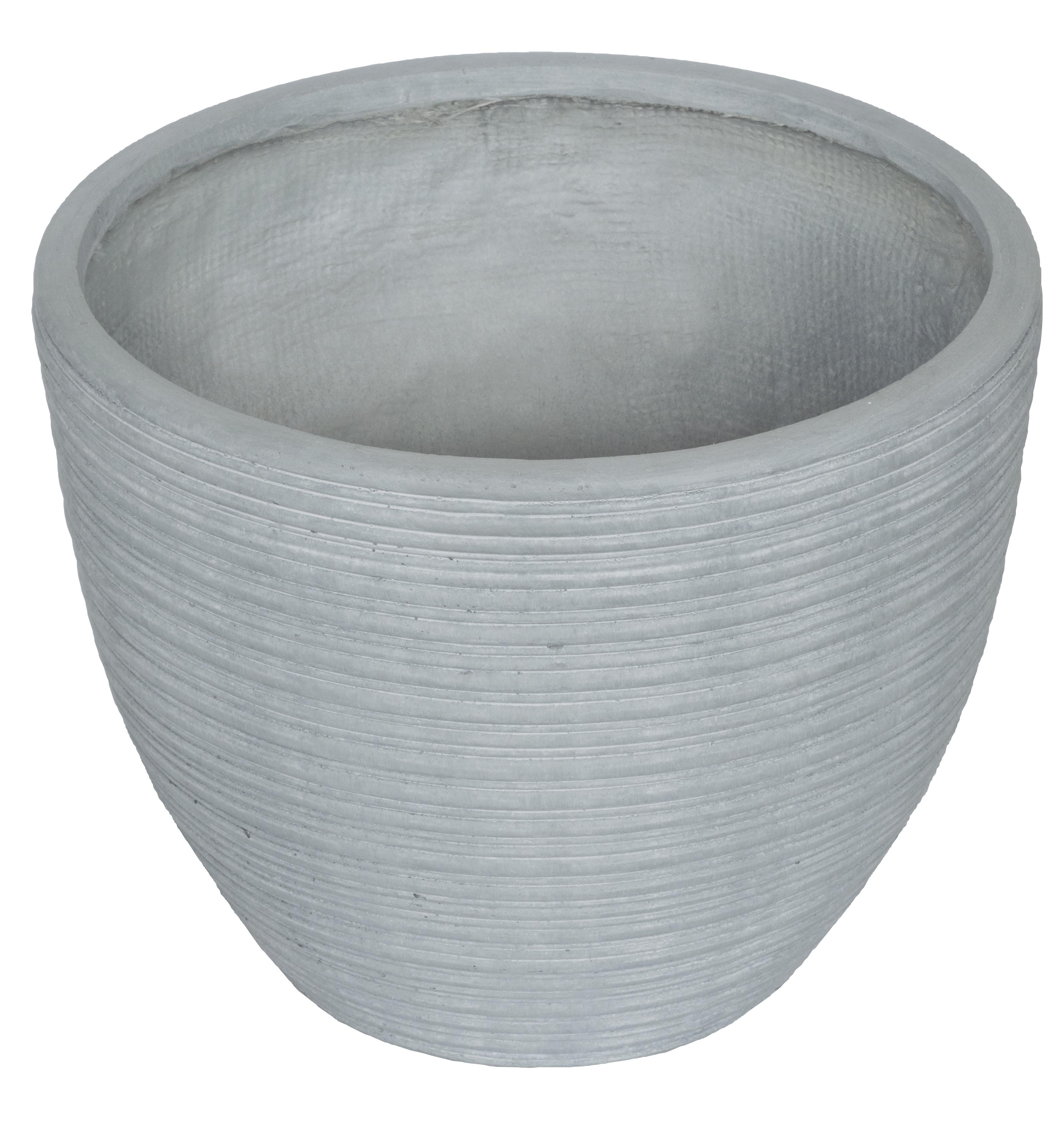 Květináč G21 Stone Ring 38 cm