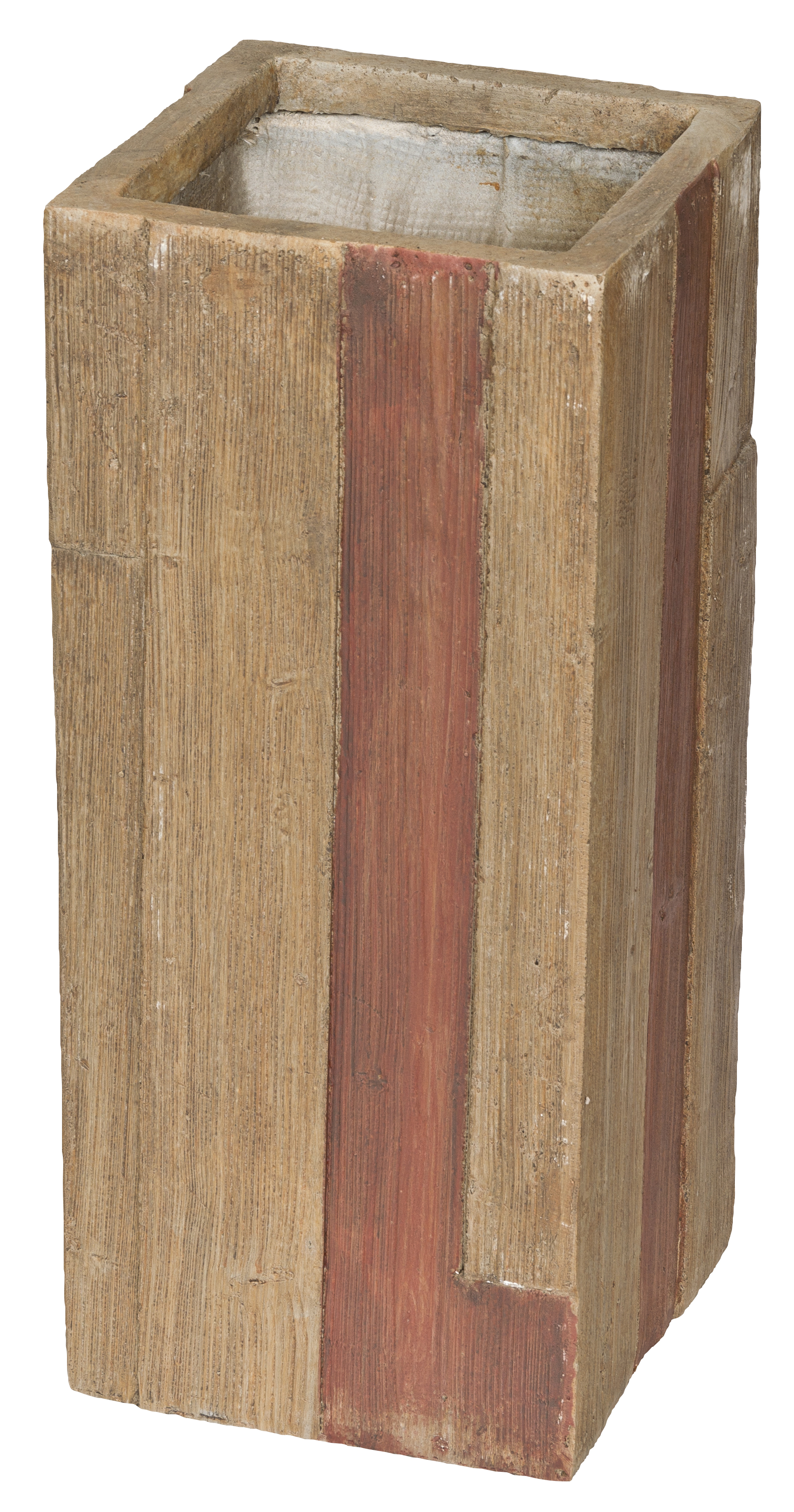 Květináč G21 Wood Tube 60 cm