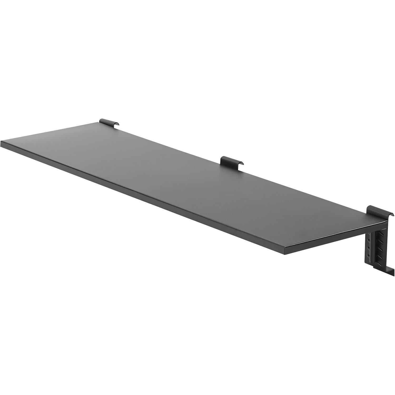 Závěsný systém G21 BlackHook small shelf 60 x 10 x 19,5 cm