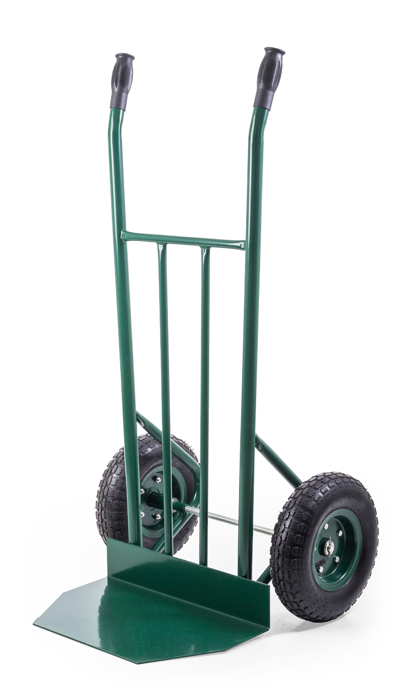 Rudl G21 Profi, 280 kg, nafukovací kola, zelený