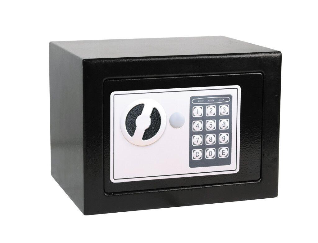 Trezor digitální G21 230 x 170 x 170 mm