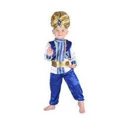 Karnevalový kostým Sultán 92 - 104cm