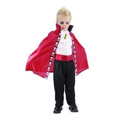Karnevalový kostým Upír 92 - 104cm