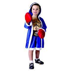 Karnevalový kostým Boxer 92 - 104cm