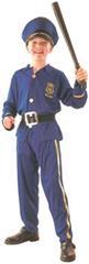 Karnevalový kostým Policista 130 - 140cm