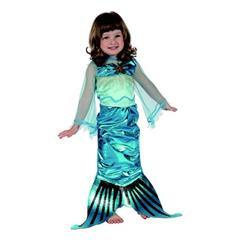 Karnevalový kostým Mořská panna 92 - 104cm