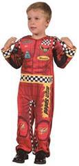 Karnevalový kostým Závodník 92 - 104cm