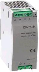 Zdroj Carspa DR-75-12 průmyslový na DIN lištu 75W, 12V