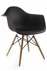 Designová židle G21 Lumber Black