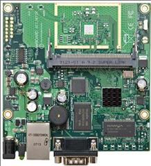 RouterBoard Mikrotik RB411AH Level 4, 1x LAN, 1x miniPCI, 64 MB SDRAM,