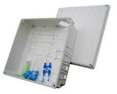 Outdoor box J&J Jirous GentleBOX JR-300 • k JRC-Duplex pro venkovní instalace