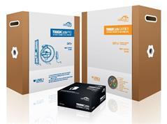 Kabel Ubiquiti Networks Tough Cable TC-Pro FTP, cat5e, drát, 305m - venkovní