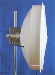 Anténa J&J Jirous JRC-29 DuplEX Parabolická směrová anténa 29dBi (1ks), RSMA