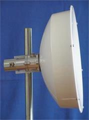 Anténa J&J Jirous JRC-24 DuplEX parabolická směrová 24dBi, 1kus, RSMA
