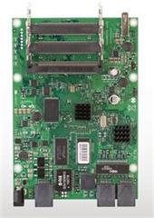 RouterBoard Mikrotik RB433GL 128MB DDR SDRAM, 680 MHz, 3x miniPCI, 3x LAN, USB, vč. L5