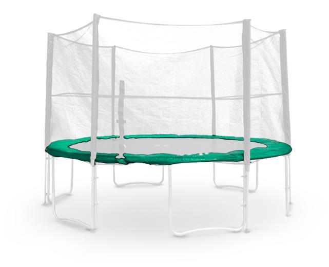 Náhradní díl G21 ochranný kryt pružin k trampolíně 430 cm zelený
