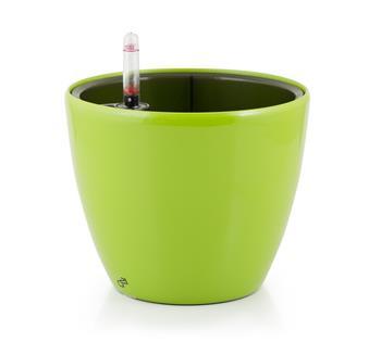 Samozavlažovací květináč G21 Ring mini zelený 15 cm