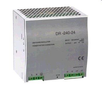 Zdroj Carspa DR-240-48 průmyslový na DIN lištu 240W, 48V