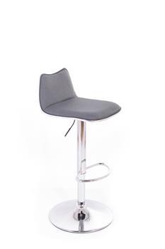 Barová židle G21 Galea látková grey