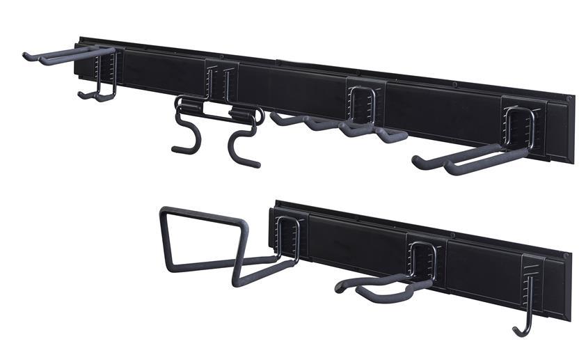 Závěsný systém G21 BlackHook set pro sportovní potřeby