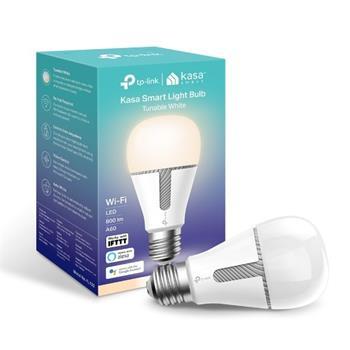 Chytrá žárovka TP-Link KL120 E27, 10W, 230V, přes IP, stmívatelná, 2700K-6500K