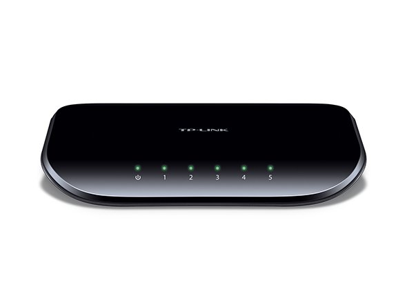 Switch TP-Link TL-SG1005D switch 5xTP 10/100/1000Mbps
