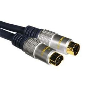 Kabel Hama HT S-video vidlice - S-video vidlice 1m