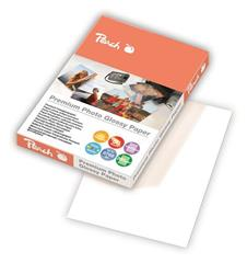 Papír Peach Premium Photo Glossy Paper PIP200-03,10x15, 260g/m2, 50ks
