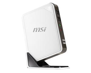 Po��ta� MSI WIND BOX DC100-010XEU E450/2GB/320GB/W