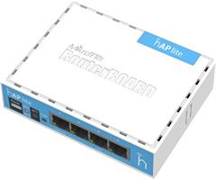 RouterBoard Mikrotik RB941-2nD Access Point hAP Lite