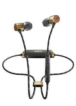 Sluchátka Marley Uplift 2 Wireless BT Brass, do uší